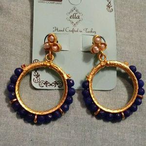 Ella Made in Turkey Earrings